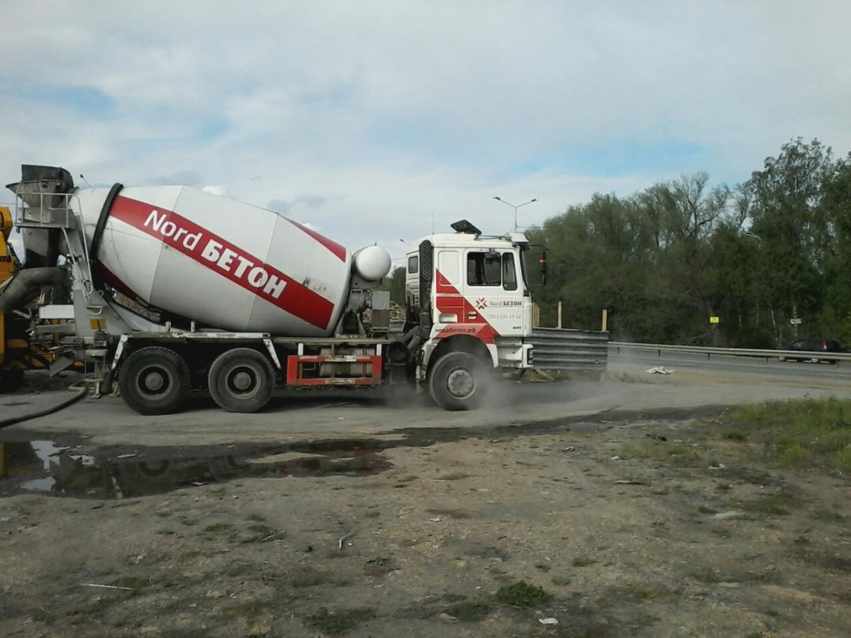 норд бетон челябинск