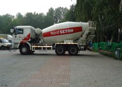 Сколько бетона в миксере