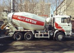 доставка бетона миксером