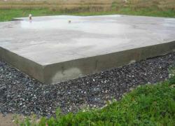 Какой бетон для фундамента выбрать