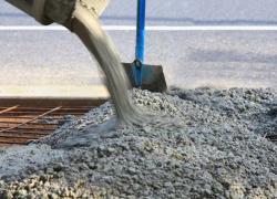 Созревание бетона в холодное время года