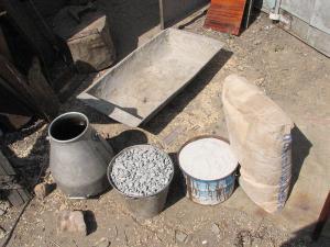 Оптимальное соотношение компонентов бетона
