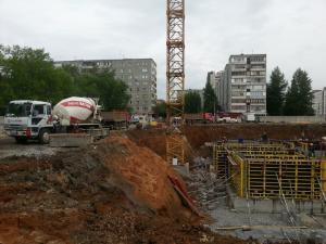 Товарный бетон М350 (В25)