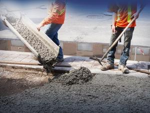 Влияние высоких и низких температур на бетон