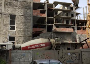 Жилой дом Копейск (16 этажей) Нордбетон 1