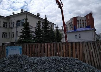Храм Нечаянная Радость, Нордбетон, Бетон Челябинск