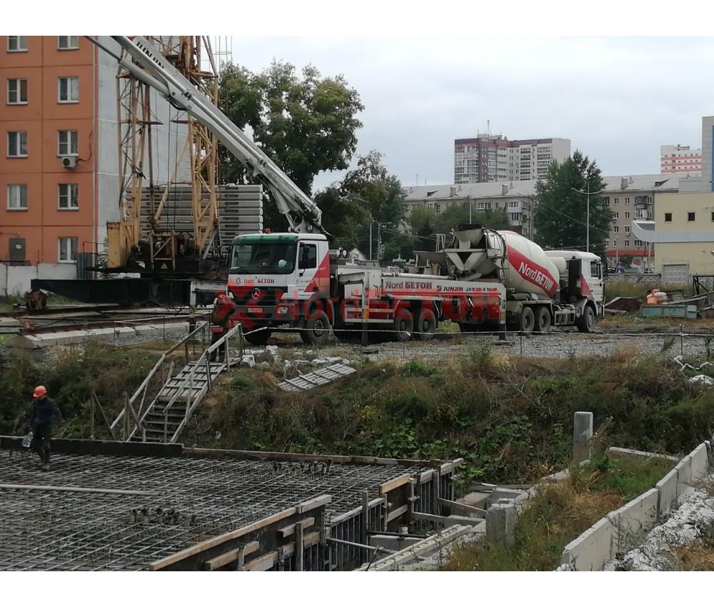 Норд бетон челябинск бетон казахстана
