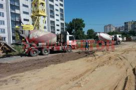Работа с Автобетононасосом, Нордбетон, Бетон Челябинск 1